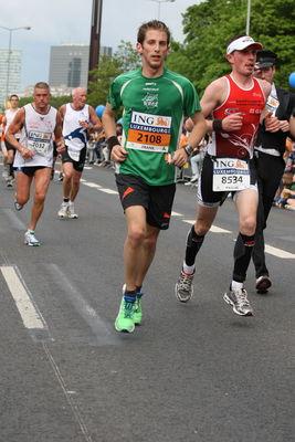 Ing-europe marathon Luxembourg
