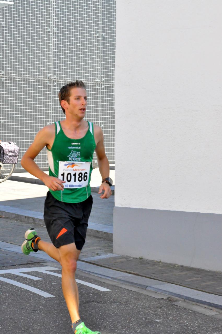 Meerssen marathon 10KM. Foto Tinus Dewaide