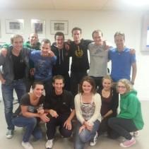 Veluweloop ENCI/Uros team