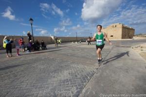 Finish 10 kilometer