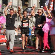 Ironman relay