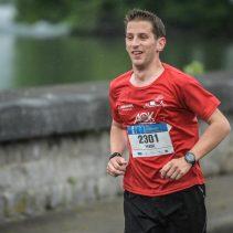 Ideale halve Maasmarathon